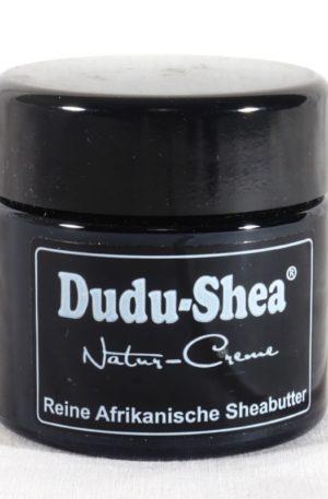 Dudu-Shea® – Sheabutter Natur-Creme – 100 ml