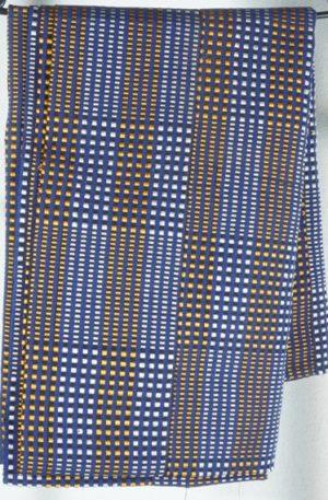 handgewebte Decke – Kente