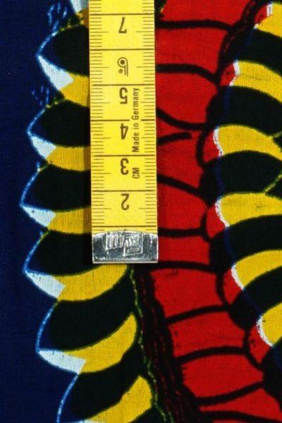 Wax Print – Gurudumu (13,00 EUR / m)