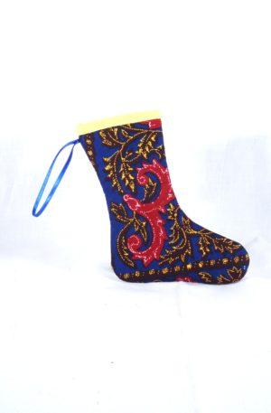 Stiefel – Blau Rot