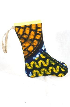 Stiefel – Orange Gelb
