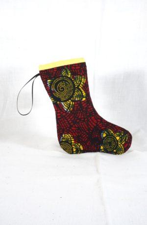 Stiefel – Rot Gelb