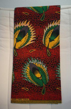 Kitenge – Mitende (13,00 EUR / m)